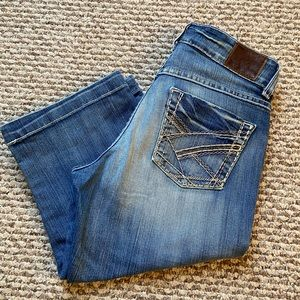 Knee length BKE jeans